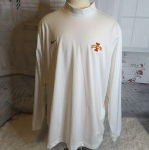 Nike Golf Iowa State Cyclones athletic shirt XXL